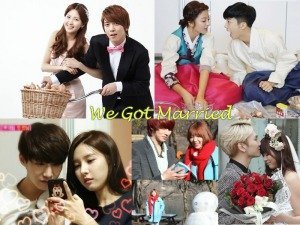 Jual Variety SHow We Got Married